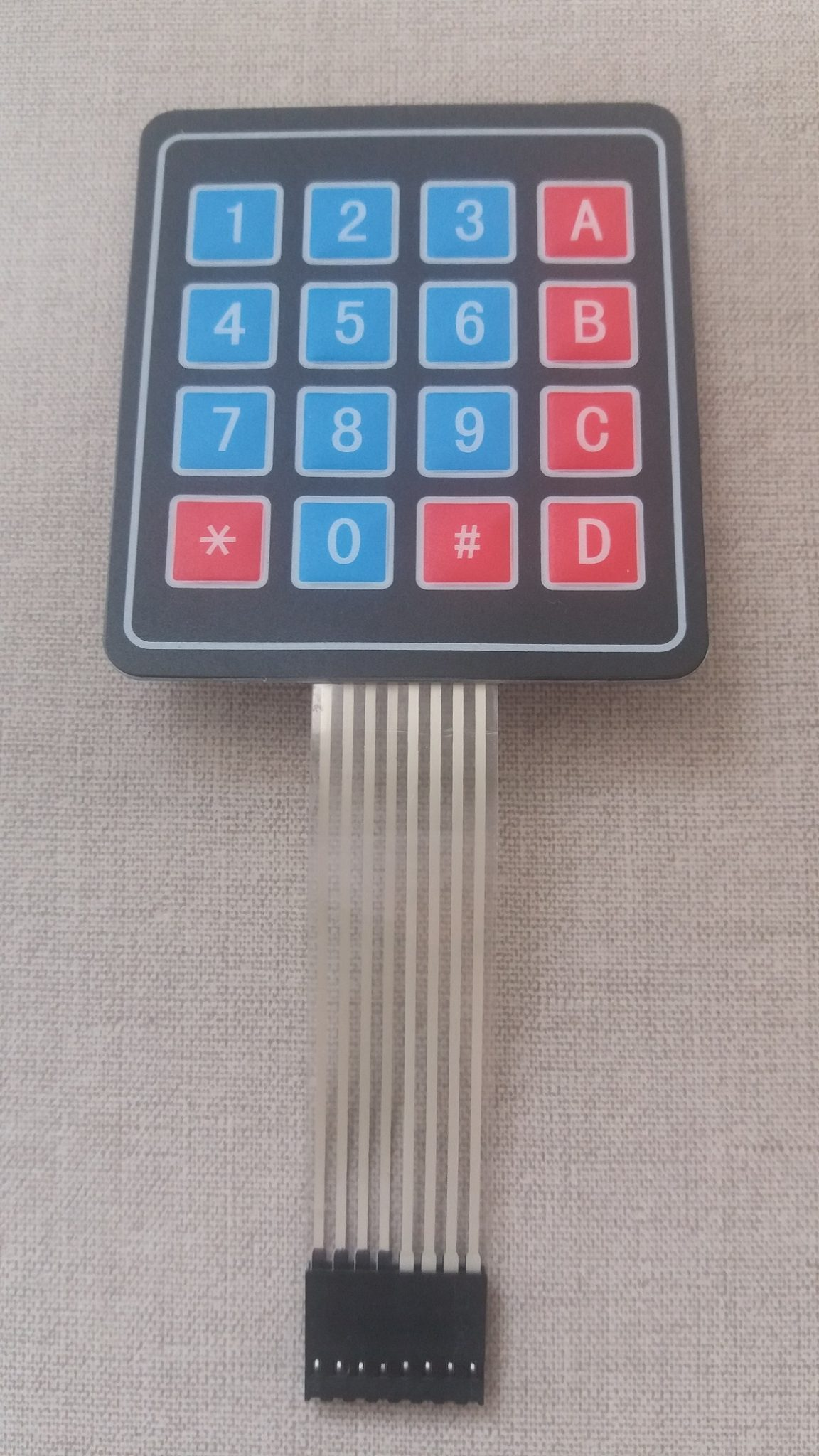 Keypad.h library arduino download