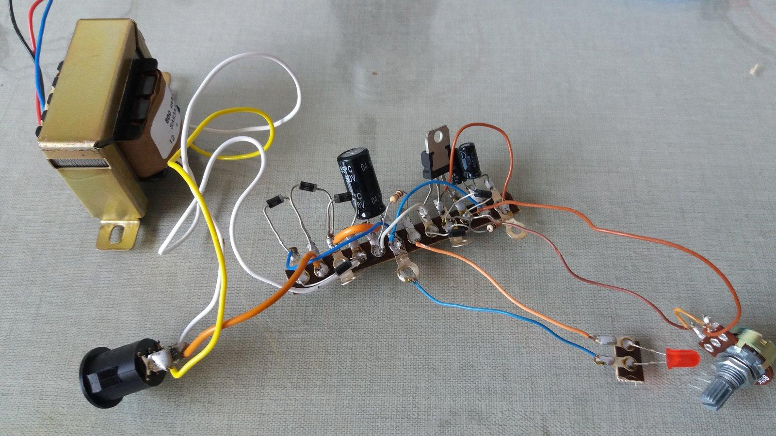 circuito completo da fonte