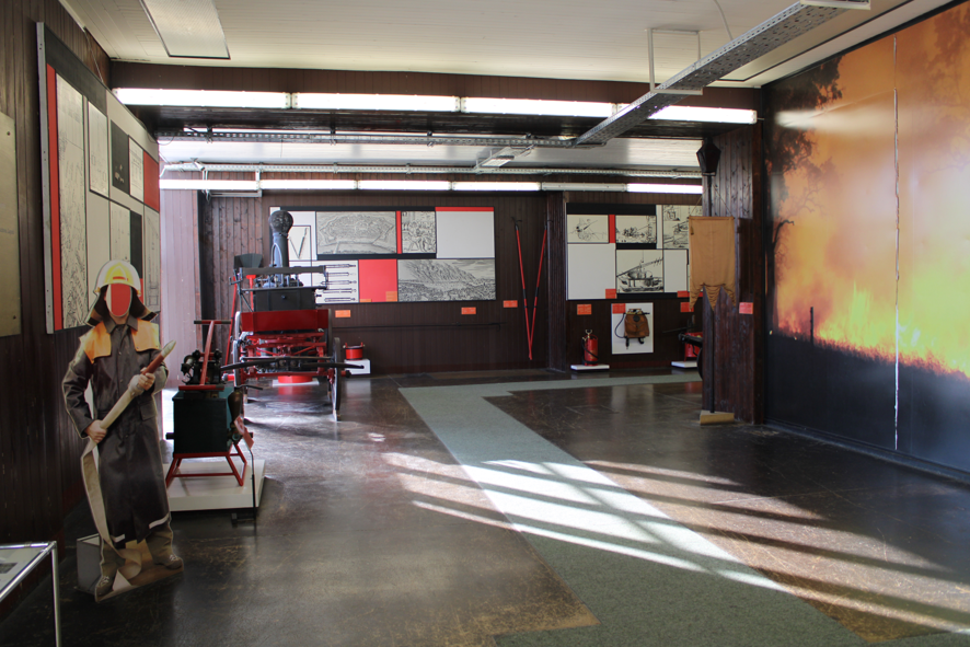 Firefighter area