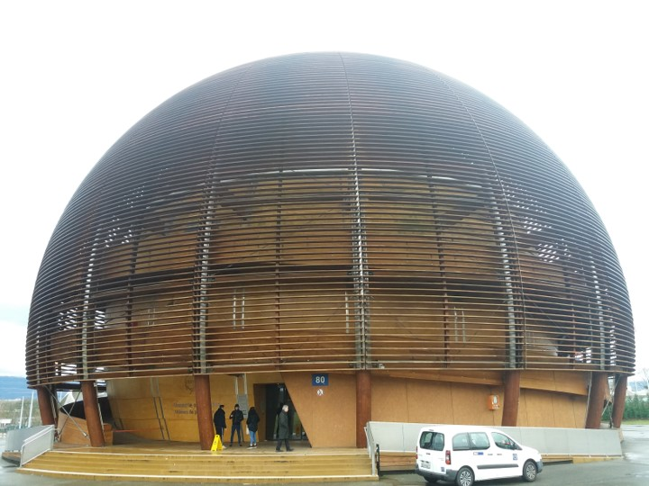 Globe of Science and Inovation
