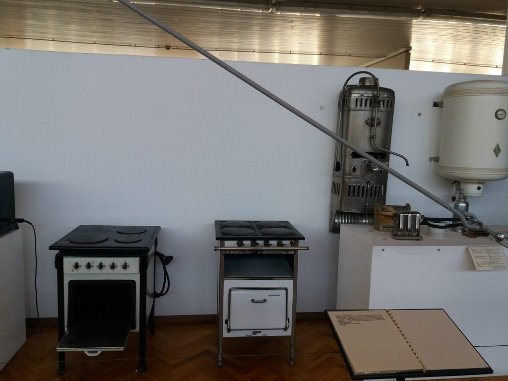 old cooker