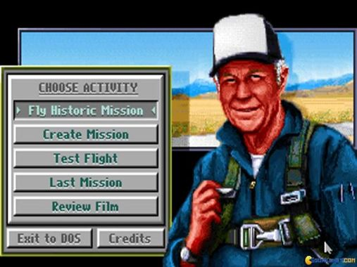 Chuck Yeager game