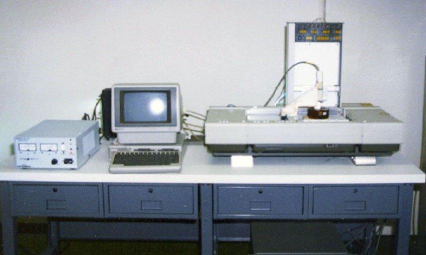 Protótipo da impressora 3D